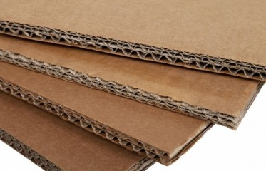5-layer corrugated cardboard
